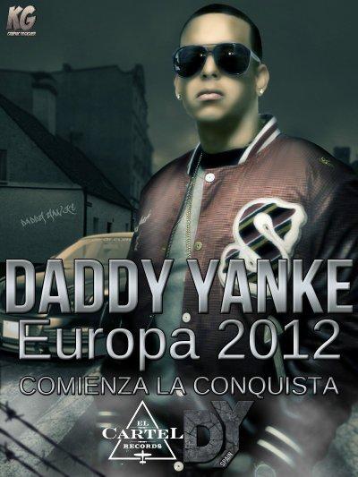 Daddy Yankee Europa 2012 ''Comienza la Conquista''