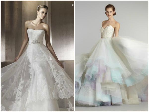 ♕ Magnifique robe de marier ♕