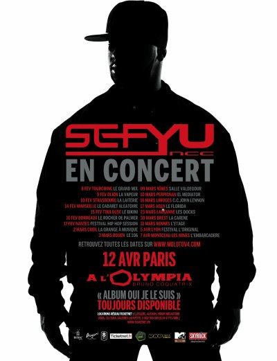 le dernier album de sefyu 2011