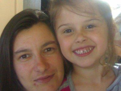 ma soeur et sa fille!!