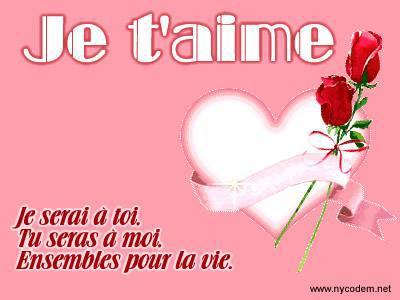 Un Poeme Pr Toi Mon Coeur Je T Ailme Grave La Live De La