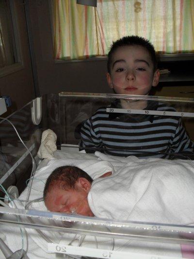 """mes fils que j aime plus que tous """"ewen et yanis"""""""