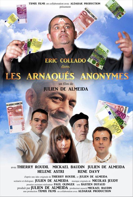 LES ARNAQUES ANONYMES - Court Métrage