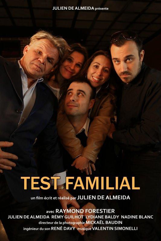 TEST FAMILIAL - Court Métrage