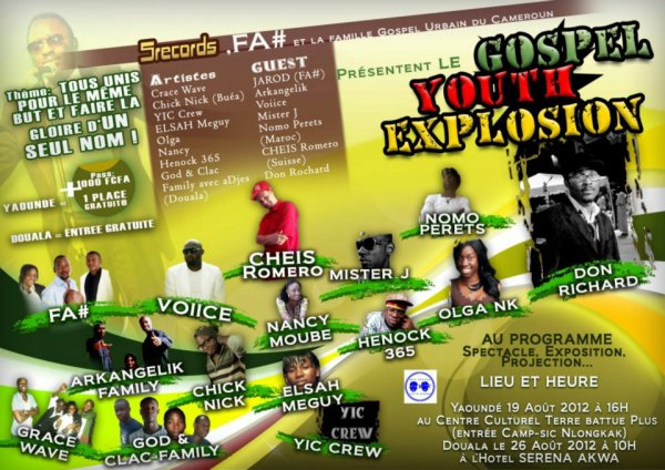 GOSPEL YOUTH EXPLOSION