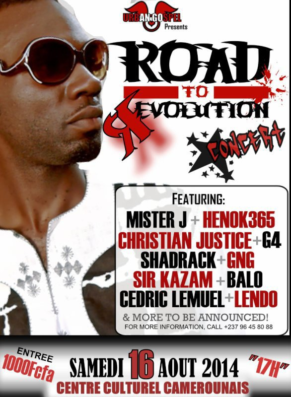 ROAD TO REVOLUTION CONCERT