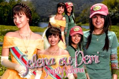 tu préfére qui entre Demi et Selena ?