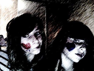 moi & ma soeur <3
