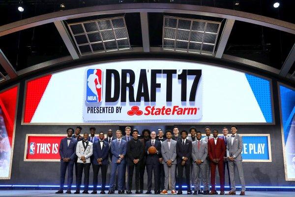 DRAFT NBA 2017 !!!