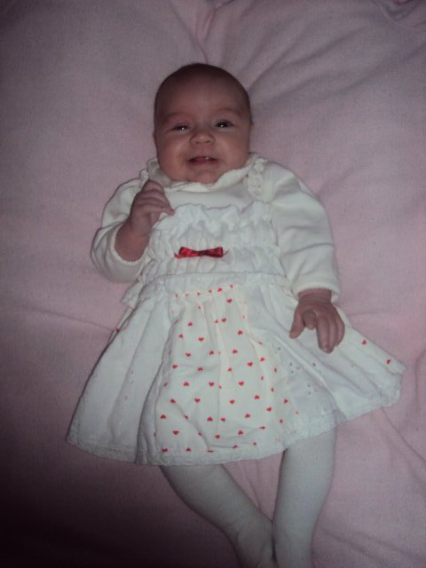 ....Ma princesse a 3 mois ....