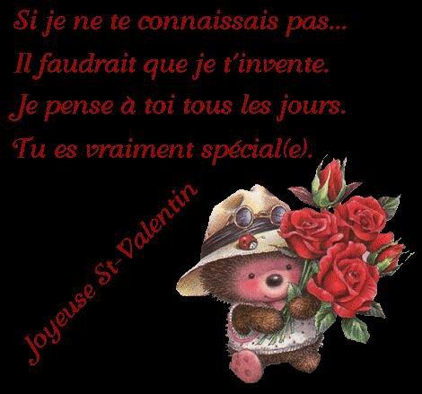 Joyeuse Saint-Valentin!!!!!!! :)
