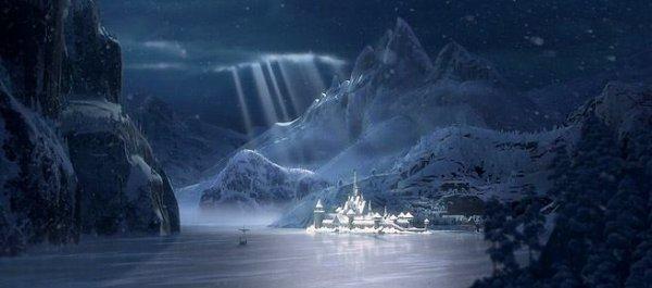 Le royaume d'Arendelle [UA : Wondertales]