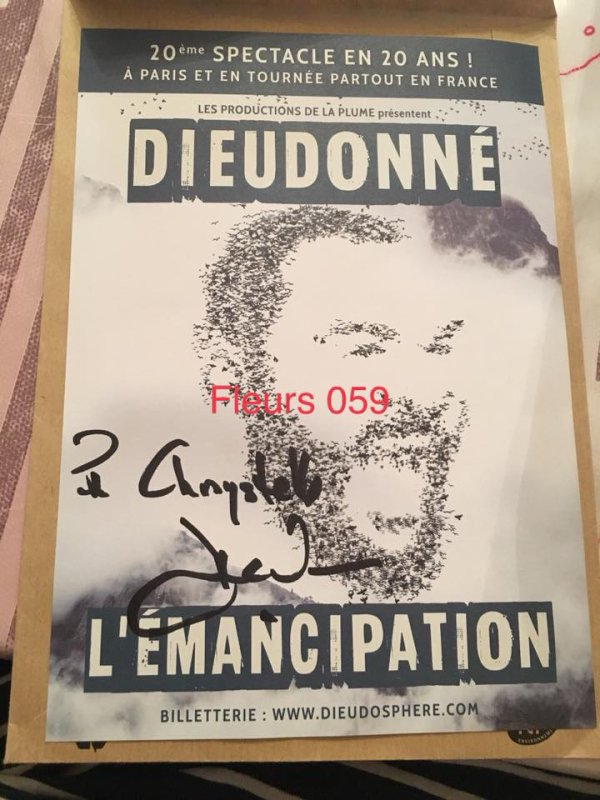 335) Dieudonné