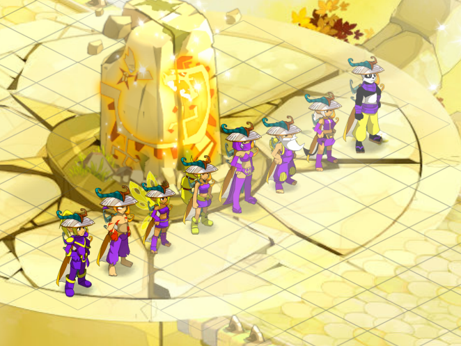 Dofus Spirit Team