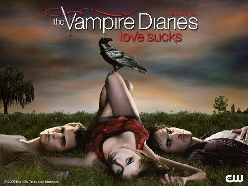 THE VAMPIRE DIARIES & TWILIGHT