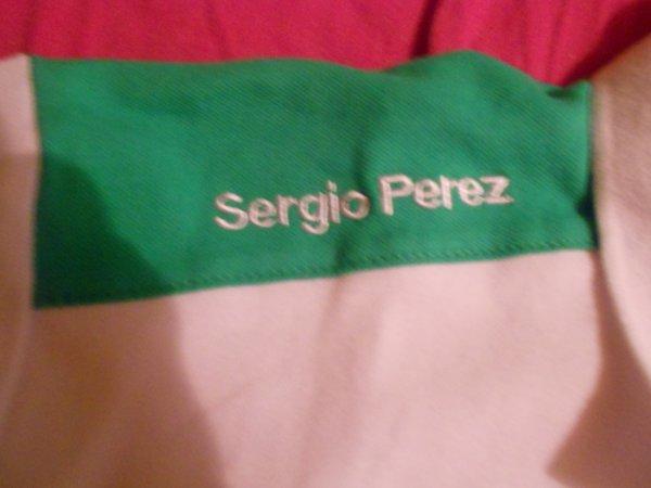 Enfin mon T-shirt de Sergio :D <3<3