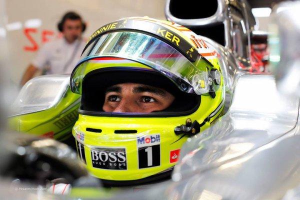 Perez à Nurburgring !