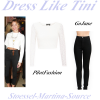 Dress Like Tini au théâtre
