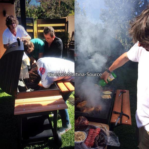 Nouvelles photos de la journée d'anniversaire de Tini + Tini a fait un barbecue avec sa famille + Nouvelles photos de photoshoot + Nouvelles photos de #Tiniter chez Sarkany + Nouvelles photos de Tini à Londres + Nouvelles photos de Tini à Barcelone + Tini a atteint les 900 000 Followers sur Twitter