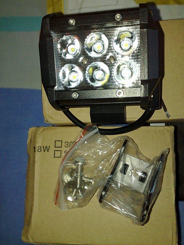 feux de travail LED