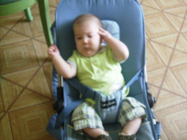 mon neveu jeremy