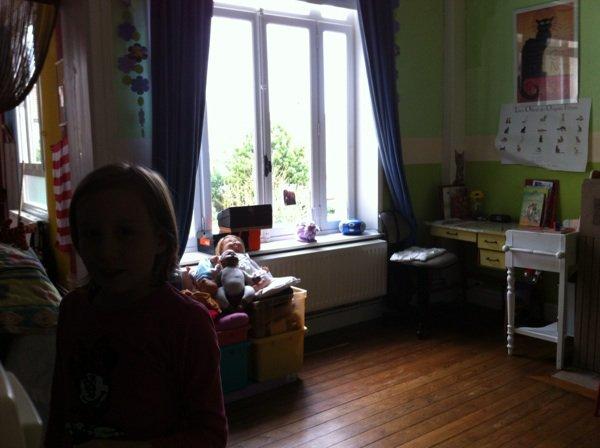 Chambres des filles