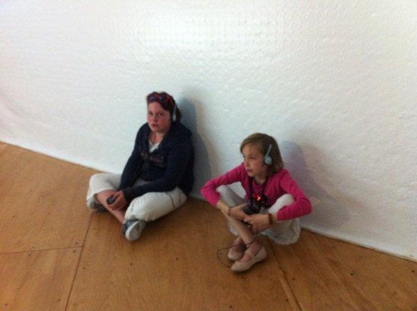 Au Centre Pompidou