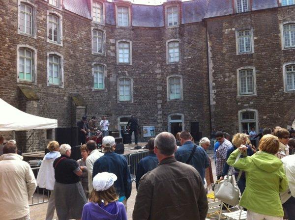 Concert au château musée