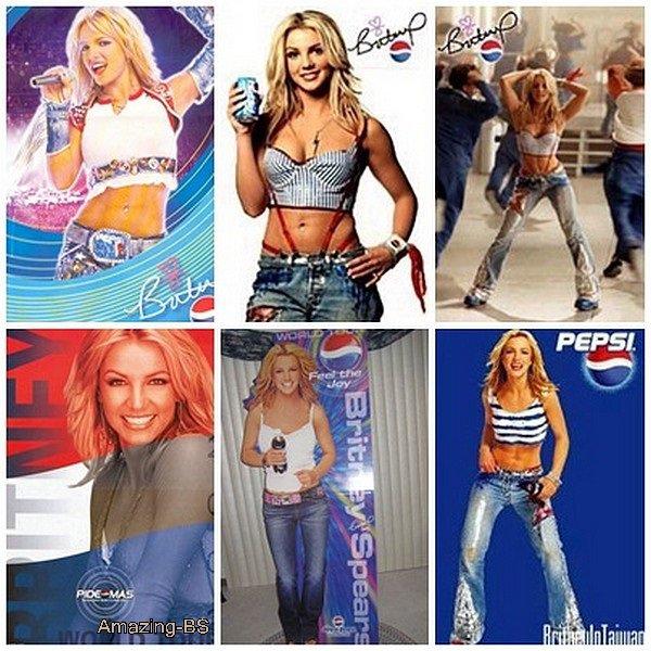 Photoshoot Pepsi, 2002
