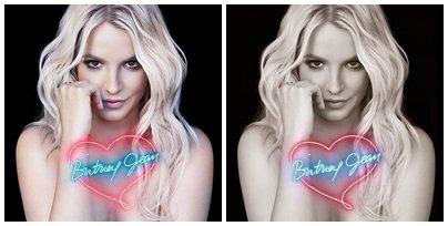 "Aperçu du livret de l'album ""Britney Jean"" - 2013"