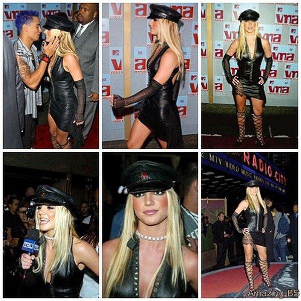 MTV Video Music Awards, 2002