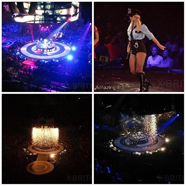 The Circus Starring, Britney Spears Tour, 2009