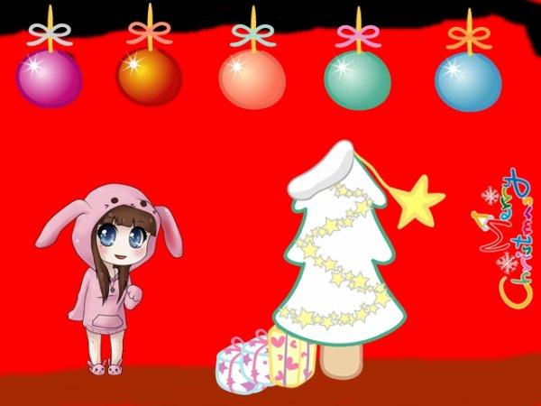 Grpahique Noël !