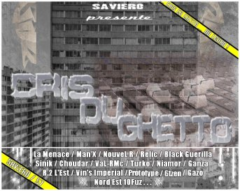 Saviero [Cris du Ghetto Vol.2]
