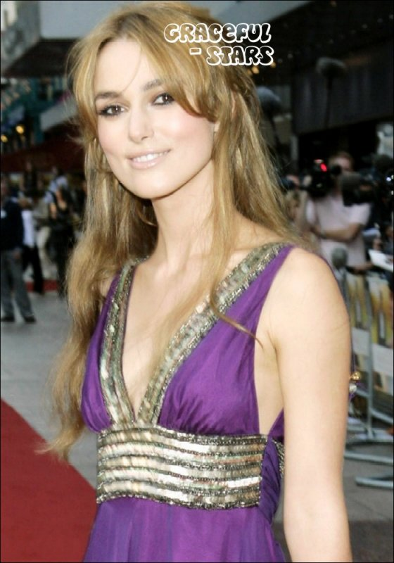 . Article O3 _ Keira Knightley :) . .