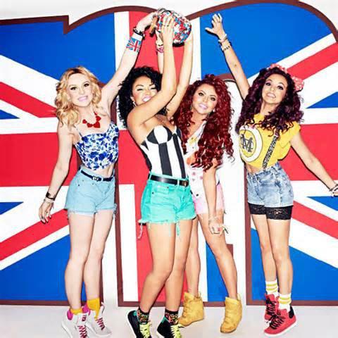 Little Mix :-)