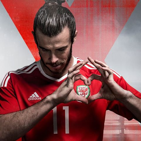 Facebook de Gareth Bale (10.06.16)