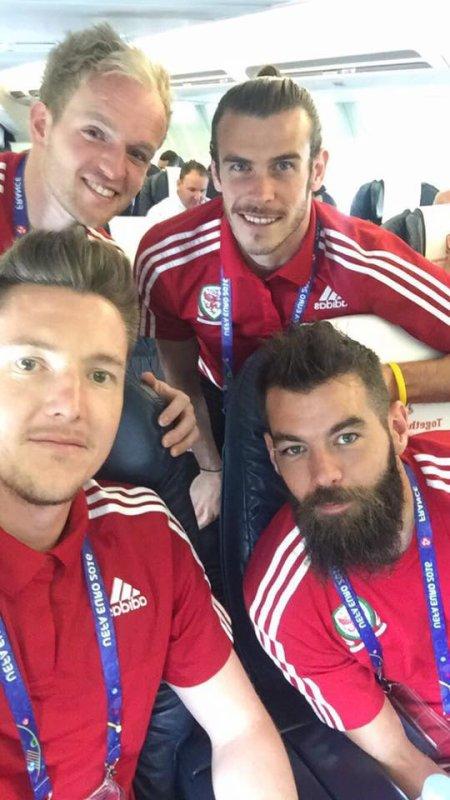 Facebook de Gareth Bale (15.06.16)