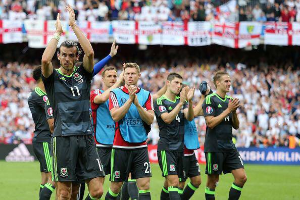 Facebook de Gareth Bale (16.06.16)