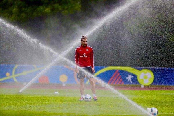 Facebook de Gareth Bale (18.06.16)