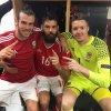 Facebook de Gareth Bale (20.06.16)