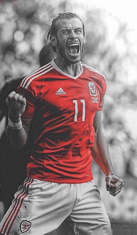 Facebook de Gareth Bale (24.06.16)