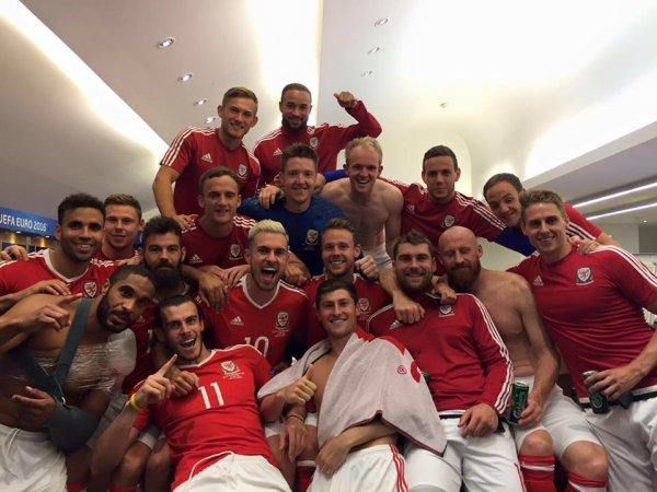 Facebook de Gareth Bale (25.06.16)