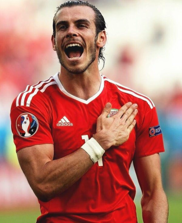 Facebook de Gareth Bale (01.07.16)