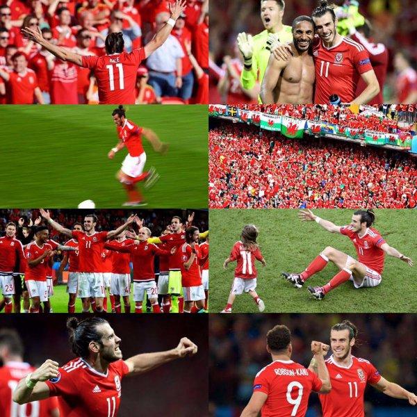 Facebook de Gareth Bale (07.07.16)