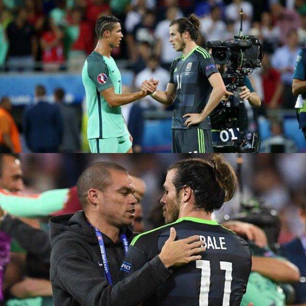 Facebook de Gareth Bale (10.07.16)