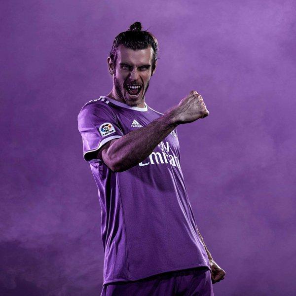 Nouveaux Maillot du Real Madrid 2016/2017