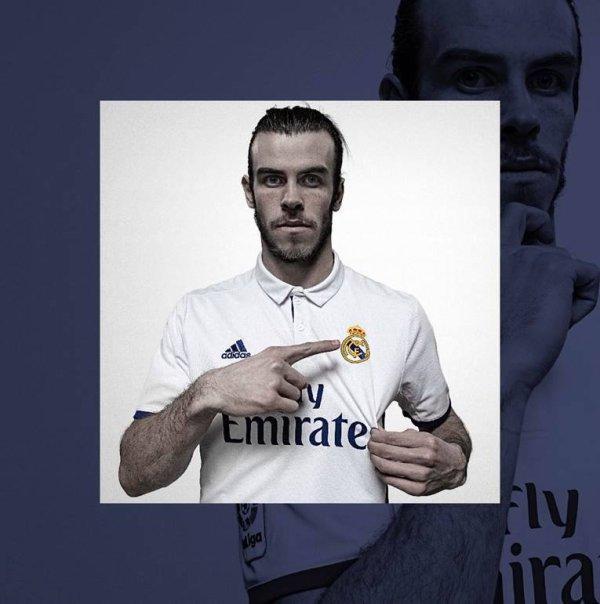 Facebook de Gareth Bale (15.07.16)