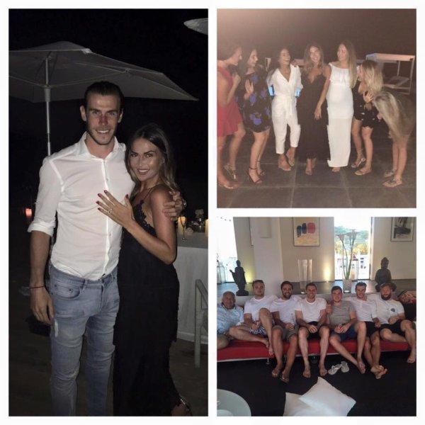 Facebook de Gareth Bale (17.07.16)