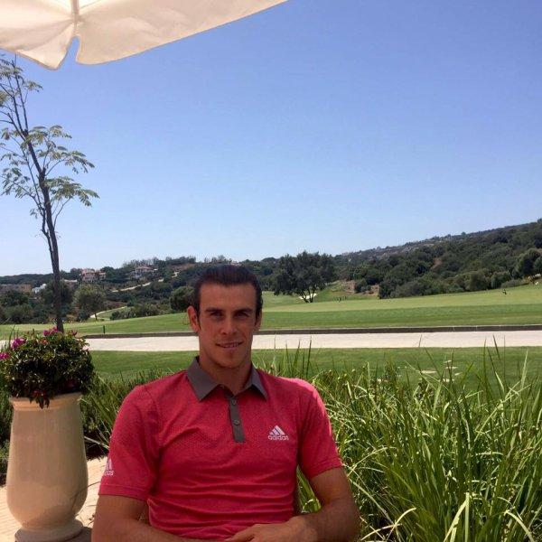 Facebook de Gareth Bale (25.07.16)